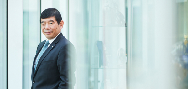 Dr Kunio Mikuriya, Secretary General, World Customs Organization