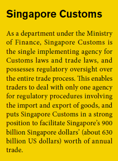 Singapore's 'whole-of-government' approach to coordinated